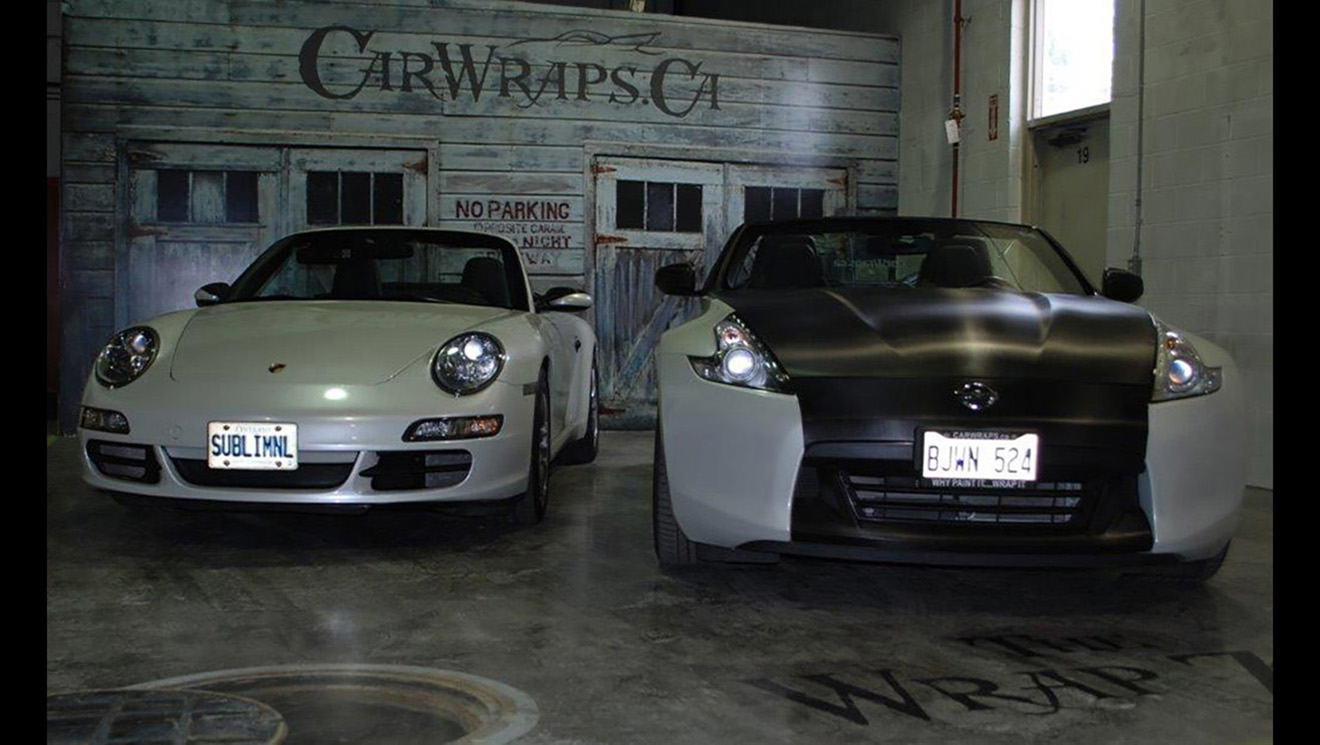 Porsche Carrera Satin White